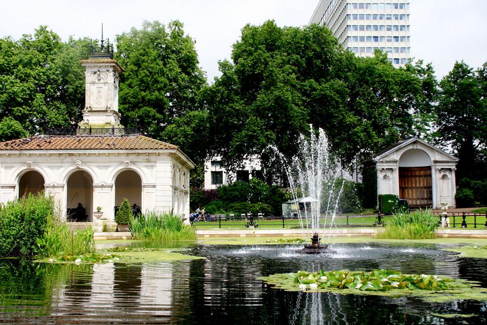 Парки Лондона: что посмотреть