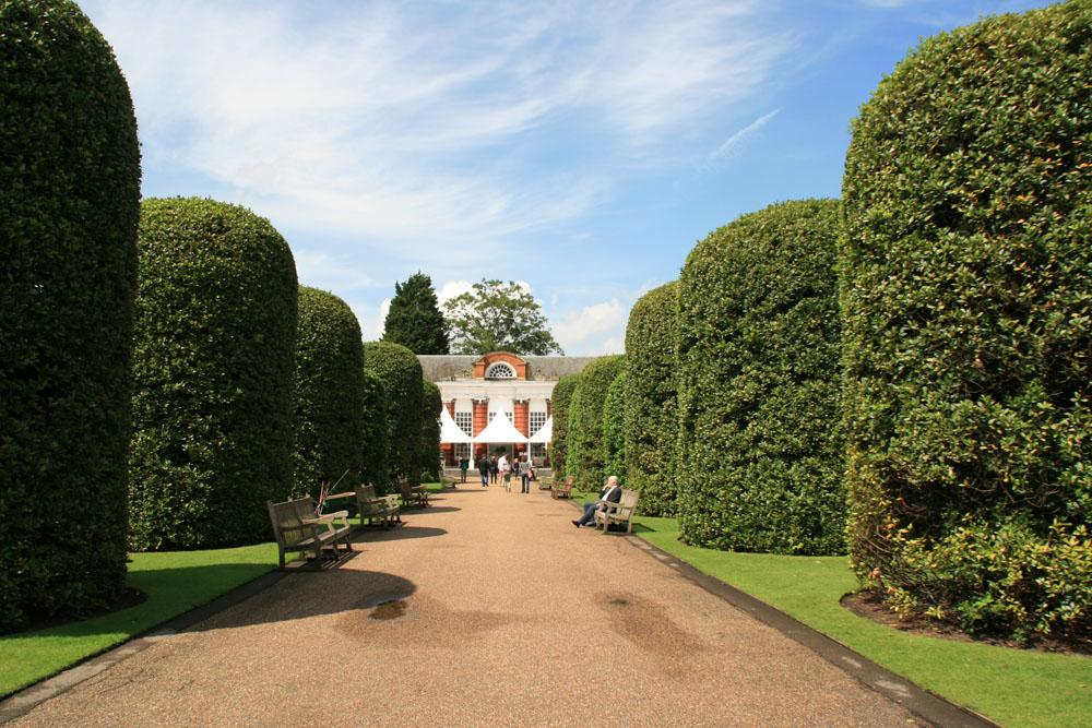 Кенсингтонский дворец |