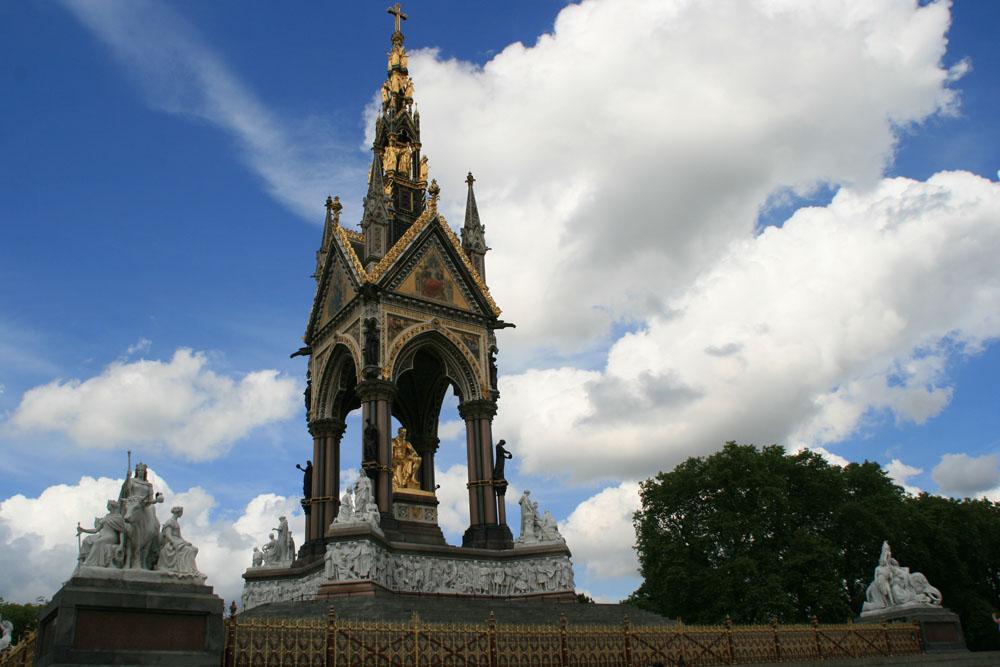 Мемориал принца Альберта, или Любить по-английски