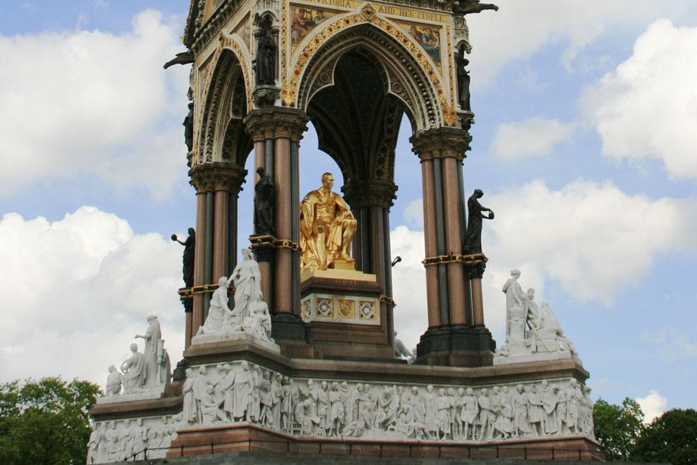 Лондон мемориал принца Альберта