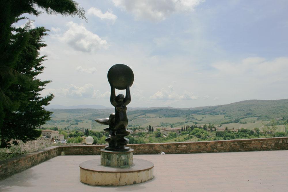 Сан-Джиминьяно