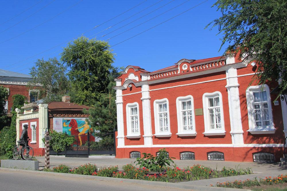 Хвалынская картинная галерея имени К.С. Петрова-Водкина