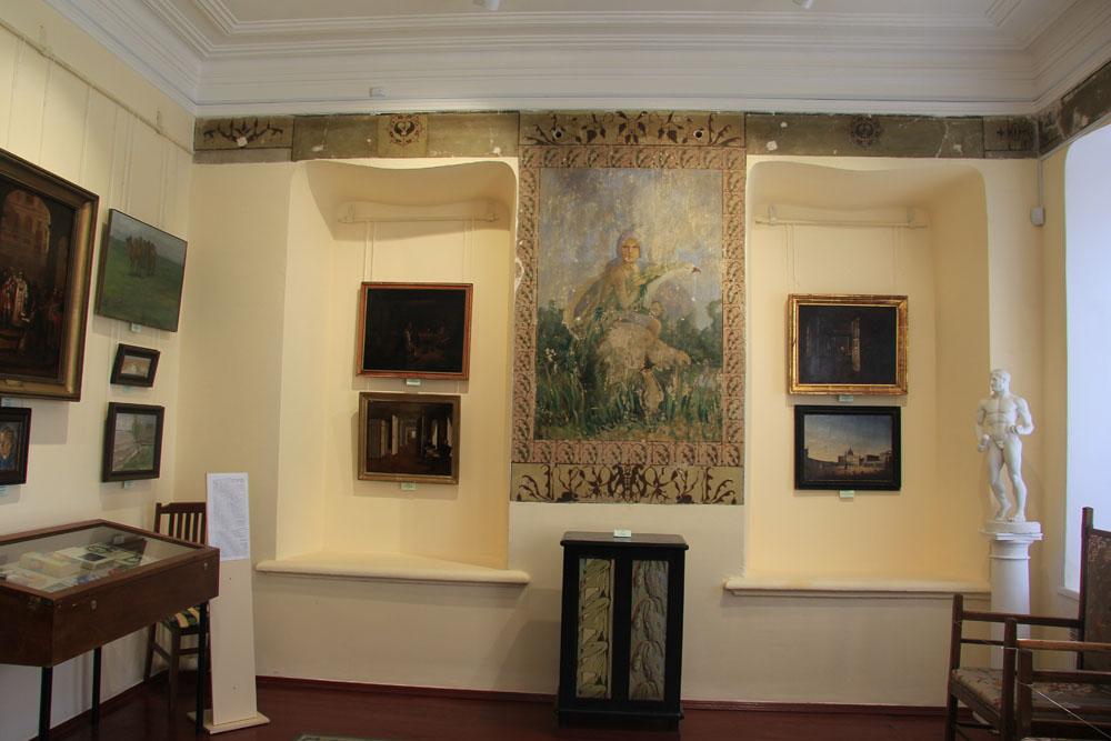 Хвалынск. Картинная галерея Петрова-Водкина