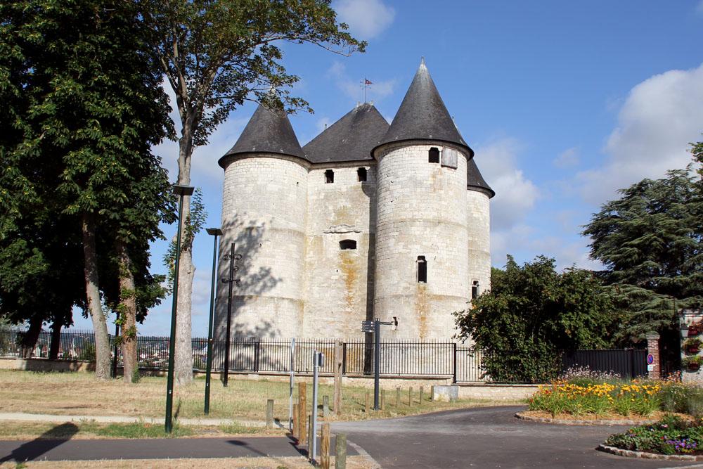 Вернон. Замок Турель