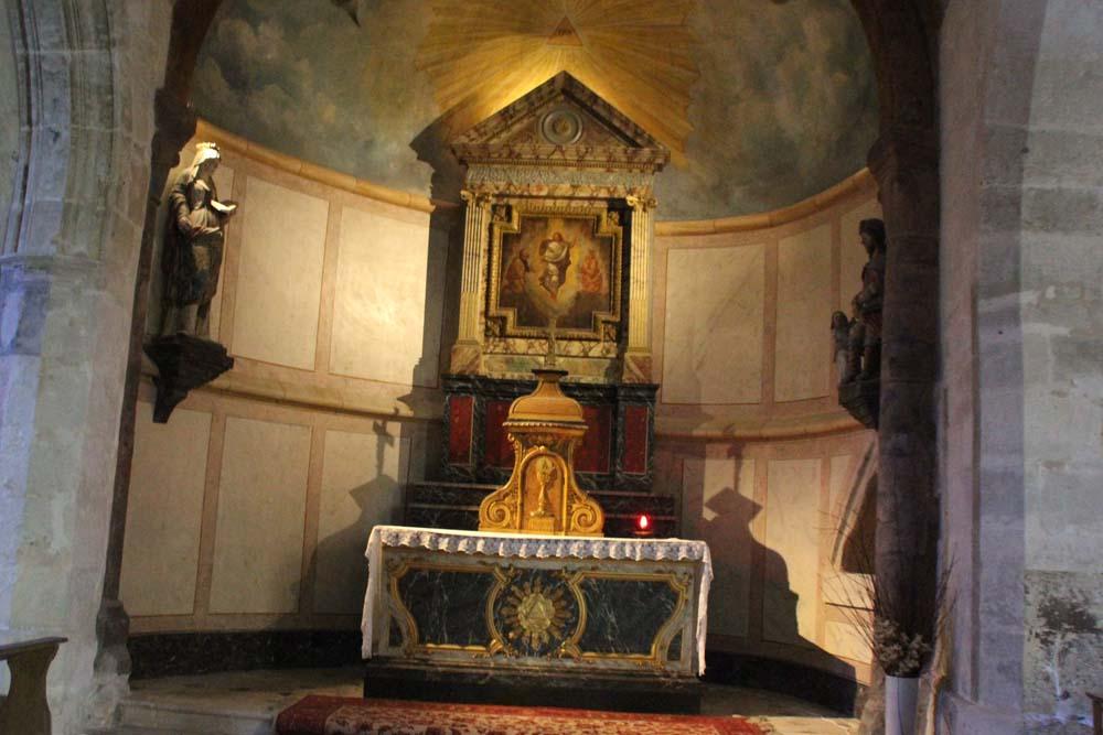 Церковь святой Радегунды