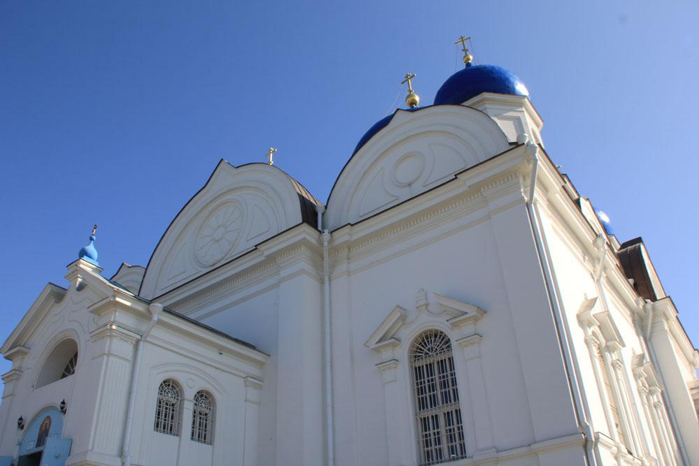 Храм в честь Боголюбской иконы Божией Матери