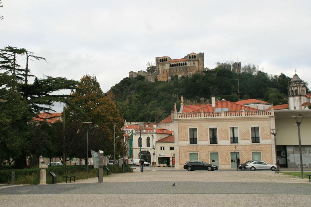 Лейрия: замок и «Тайна падре Амару»