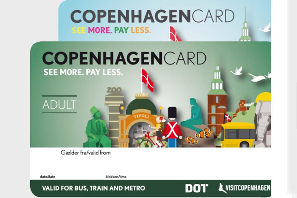 Copenhagen card / Копенгаген кард: что входит и как сэкономить
