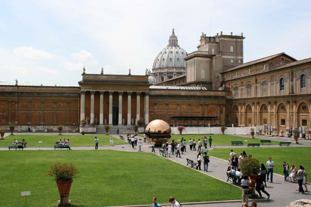 Музеи Ватикана: что посмотреть и как попасть