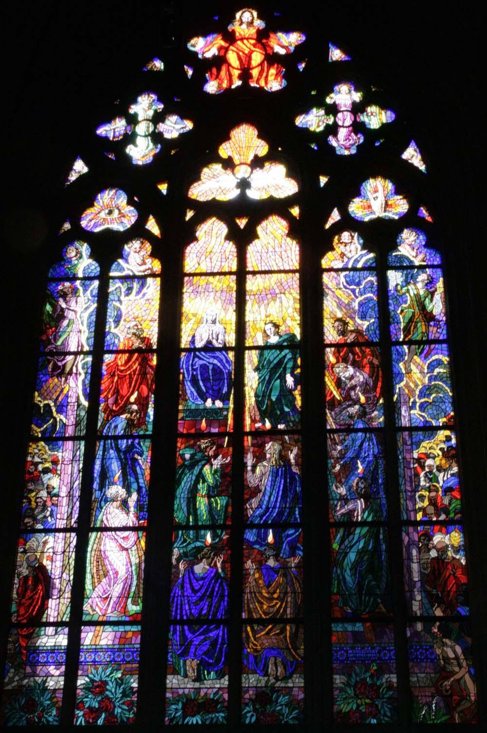 Собор Святого Вита.