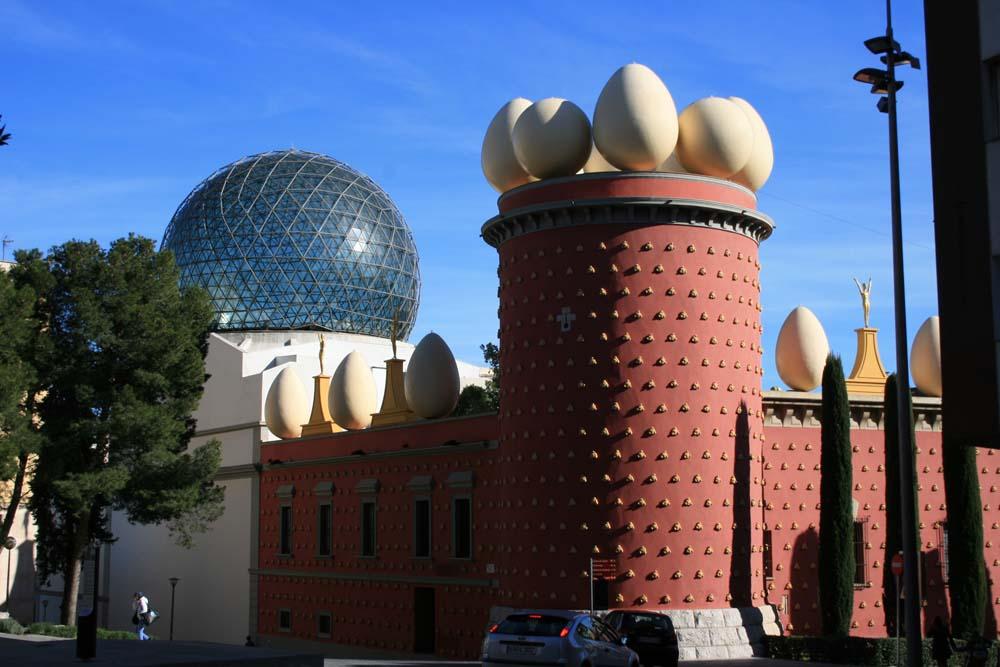 Как добраться из Мадрида в Фигерас