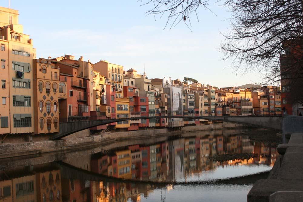 Как добраться из Мадрида в Жирону