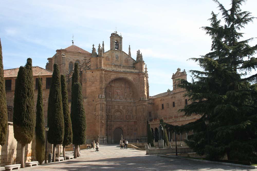Как добраться из Мадрида в Саламанку