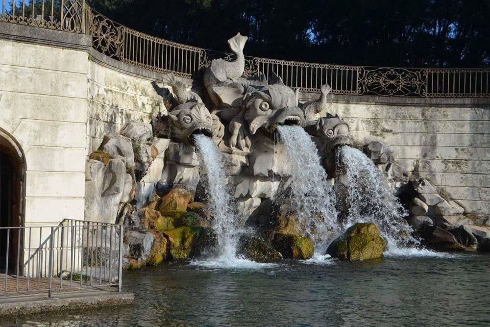 Как добраться из Неаполя в Казерту