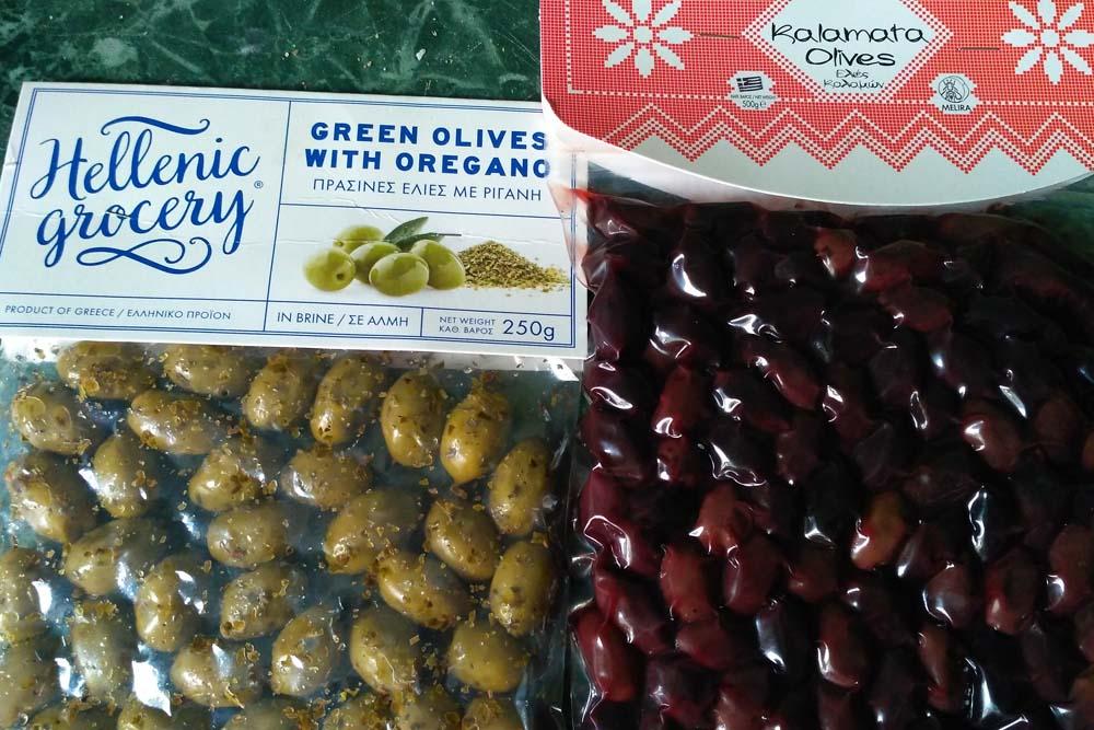 Оливки. Что пропробовать в Греции