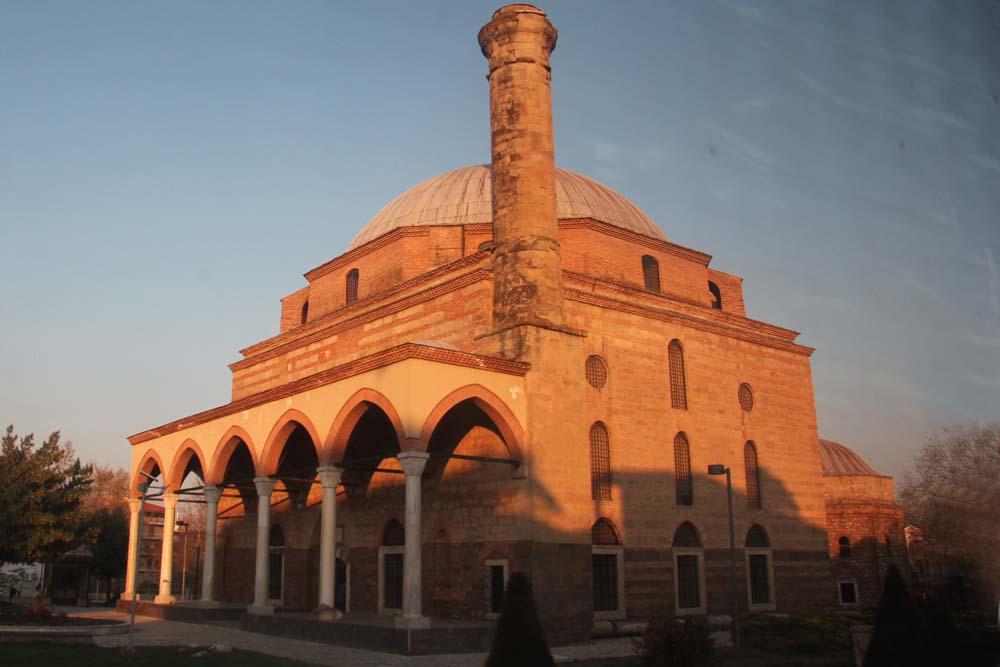 Трикала. Мечеть Осман шах