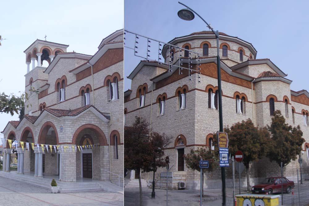 Трикала. Церковь Агиос Николаос