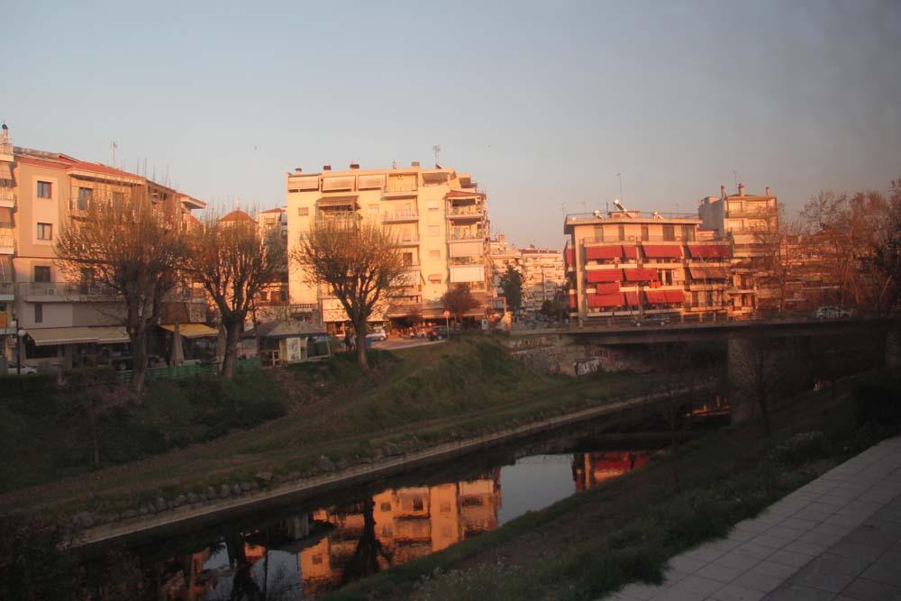 Трикала. Река Литеос