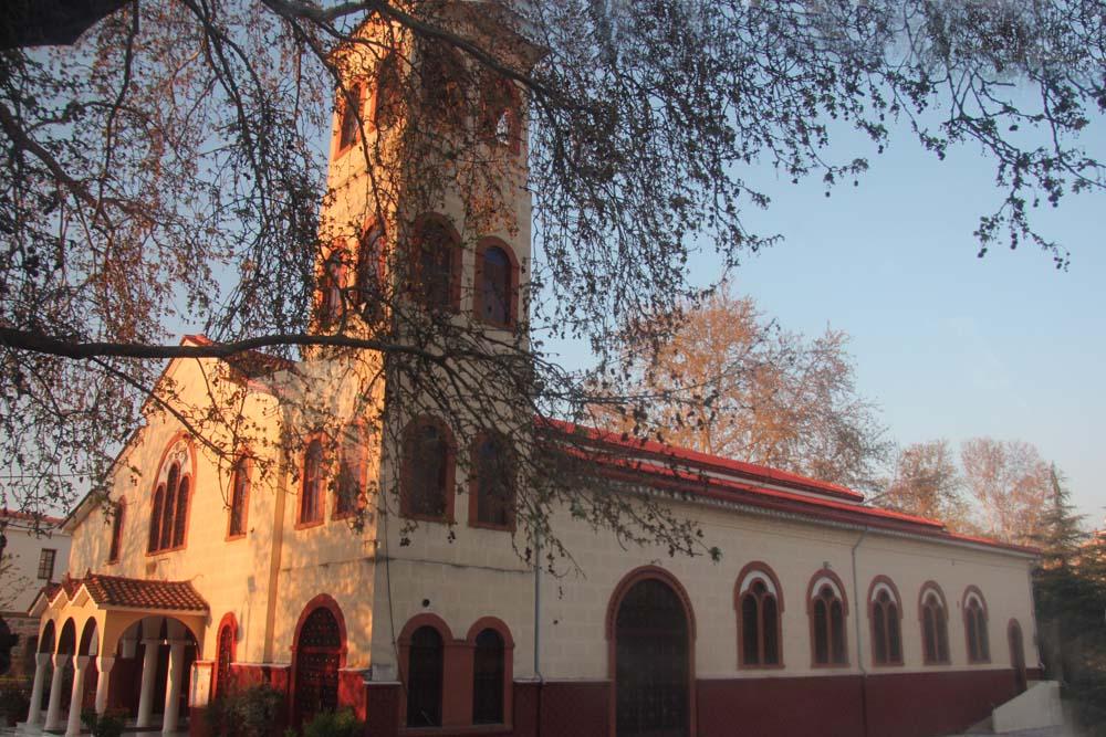 Трикала. Церковь святого Константина