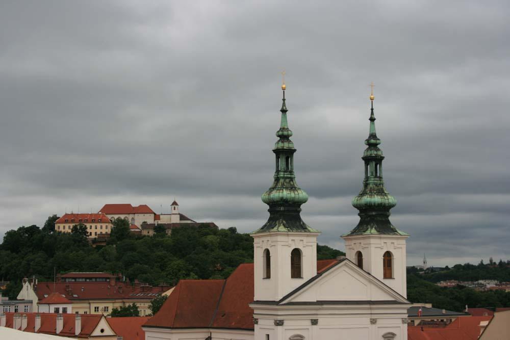 Прага — Брно. Как добраться