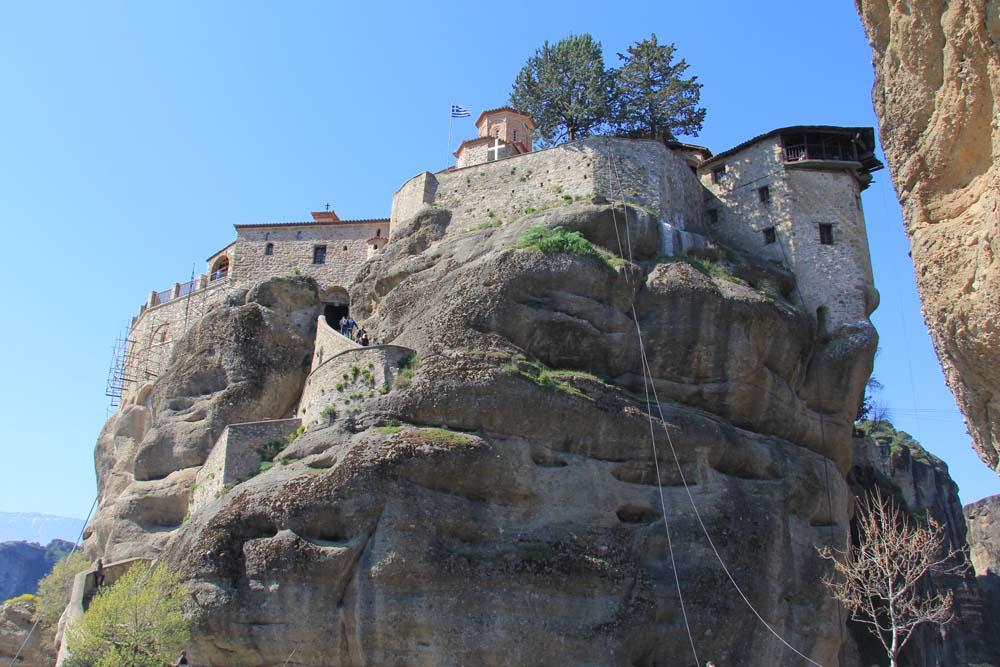 Монастырь Варлаама. Метеоры