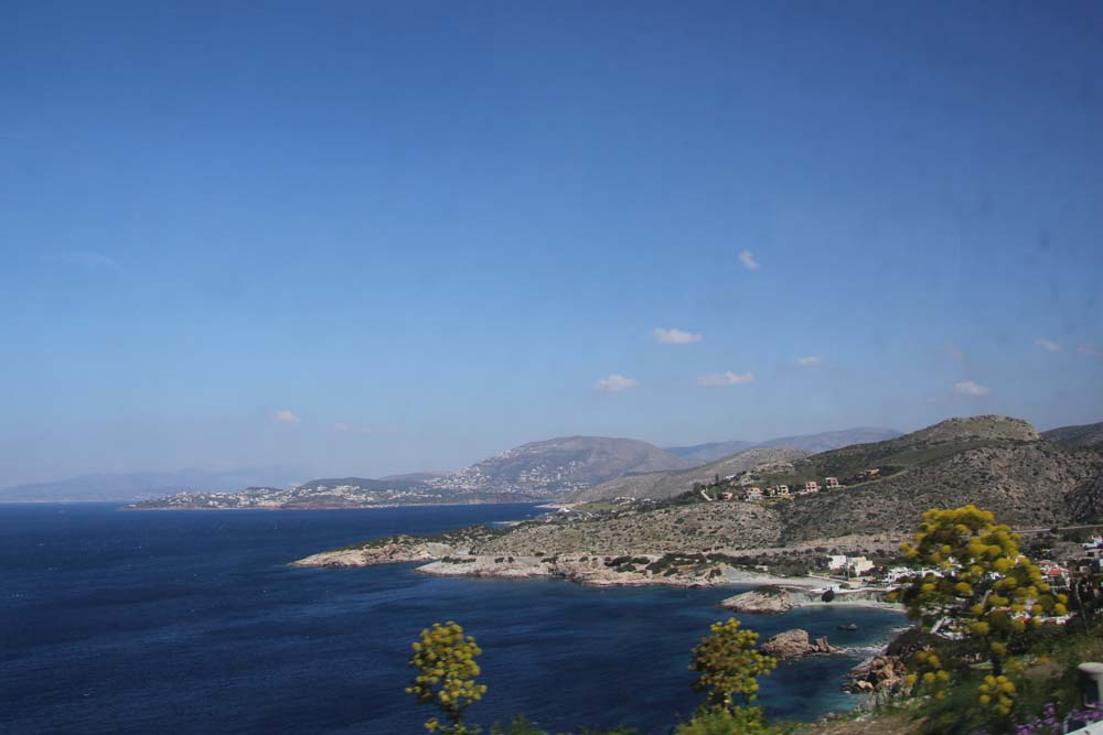 Афины-Халкида. Как добраться