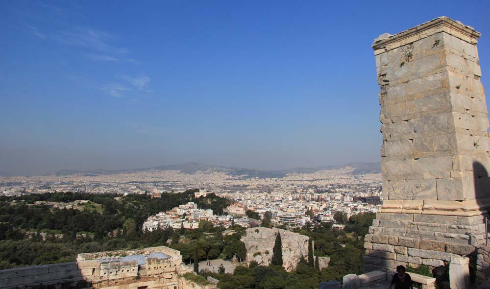постамент памятника Агриппы