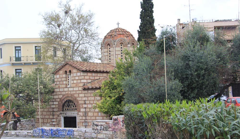 Церковь Агия Ассомати