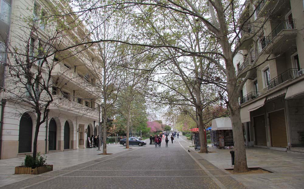 Улица Дионисия Ареопагита