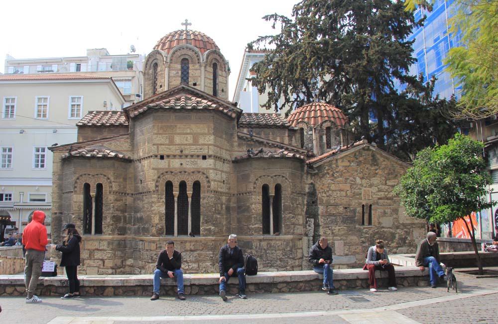 Церковь Капникарея