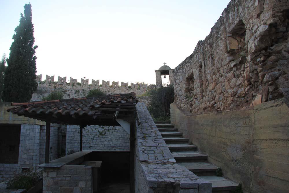 Крепость Акронафплия