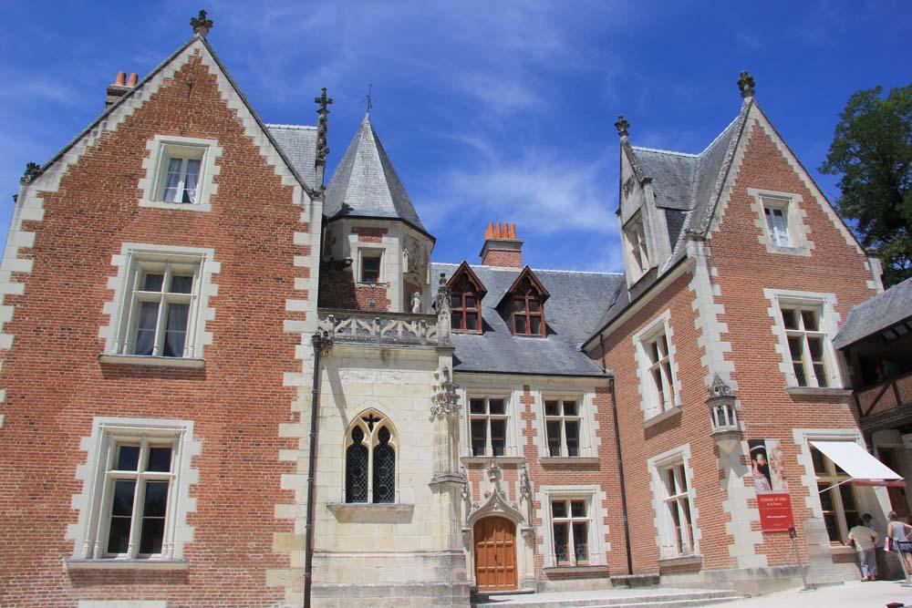 замок Кло-Люсе