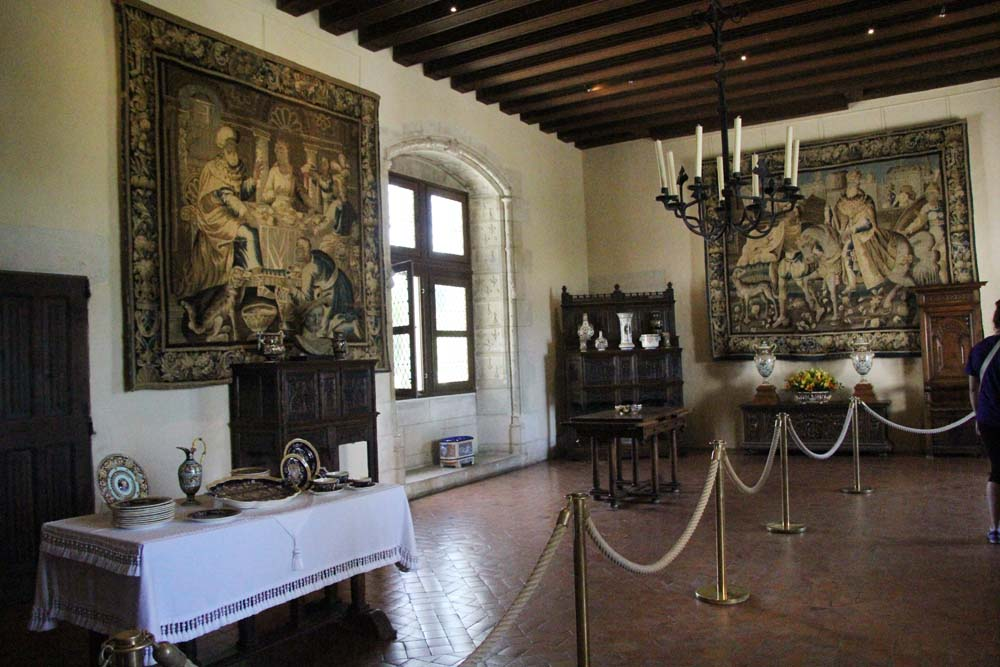 Замок Амбуаза