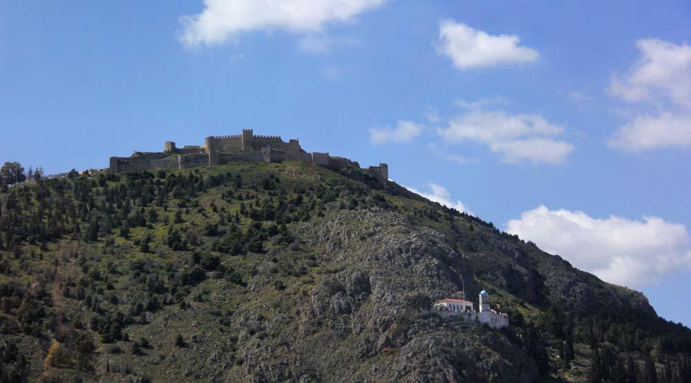 Крепость Лариса