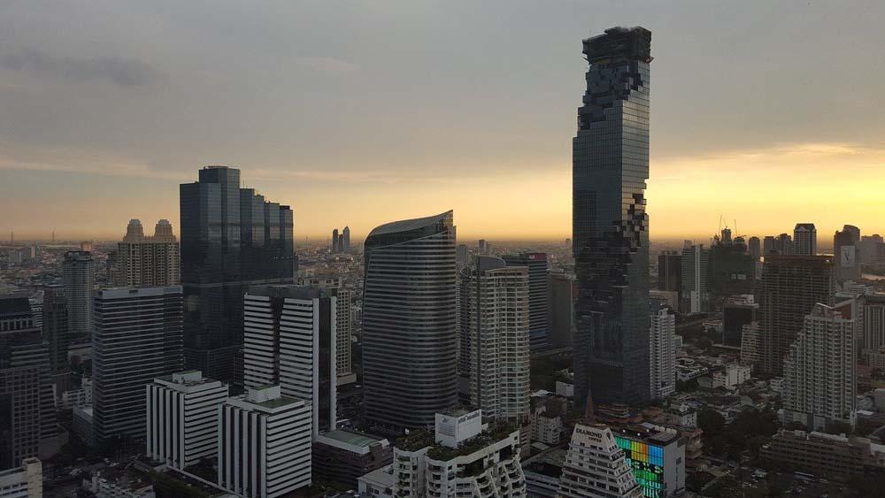 Небоскребы Бангкока: смотровые площадки