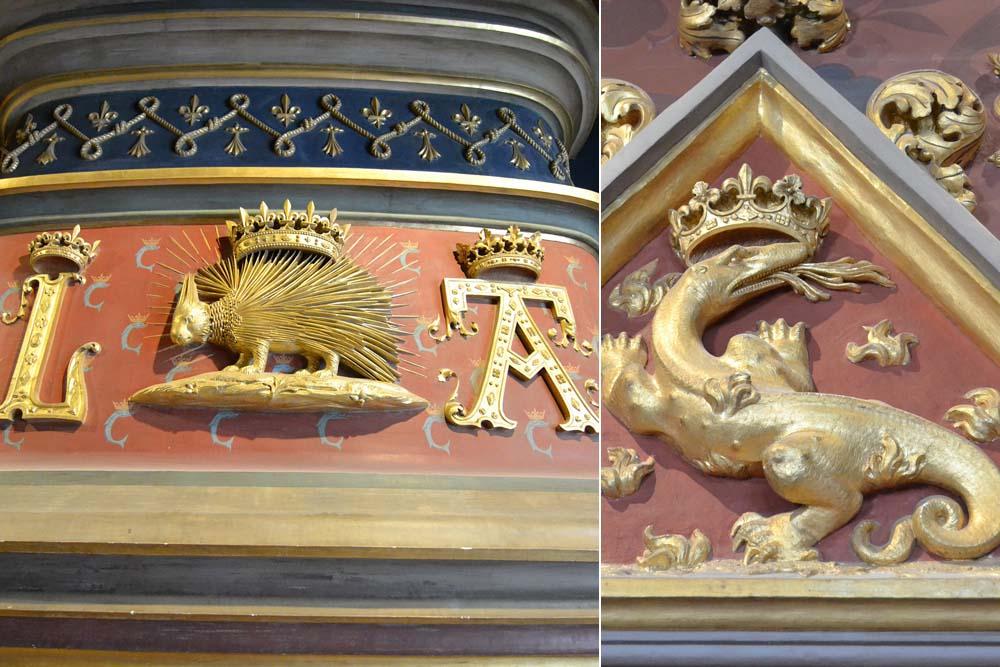 Королевские гербы