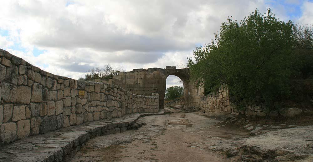 Оборонительные стены