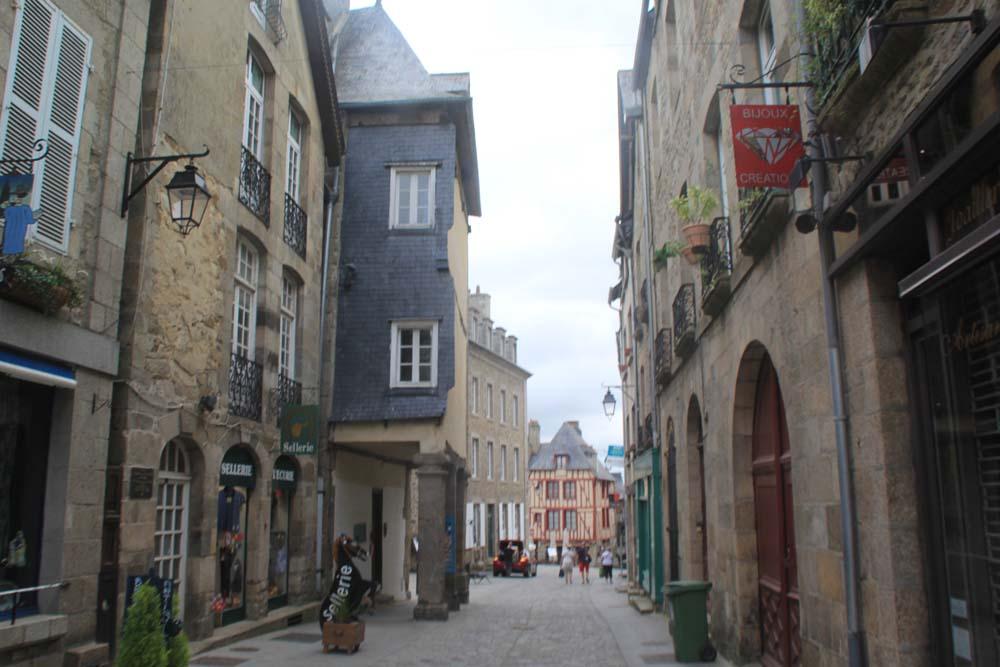 Улицы Динана