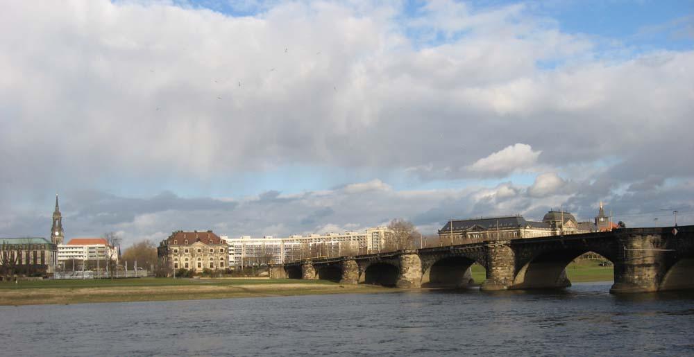 Мост Августа Сильного