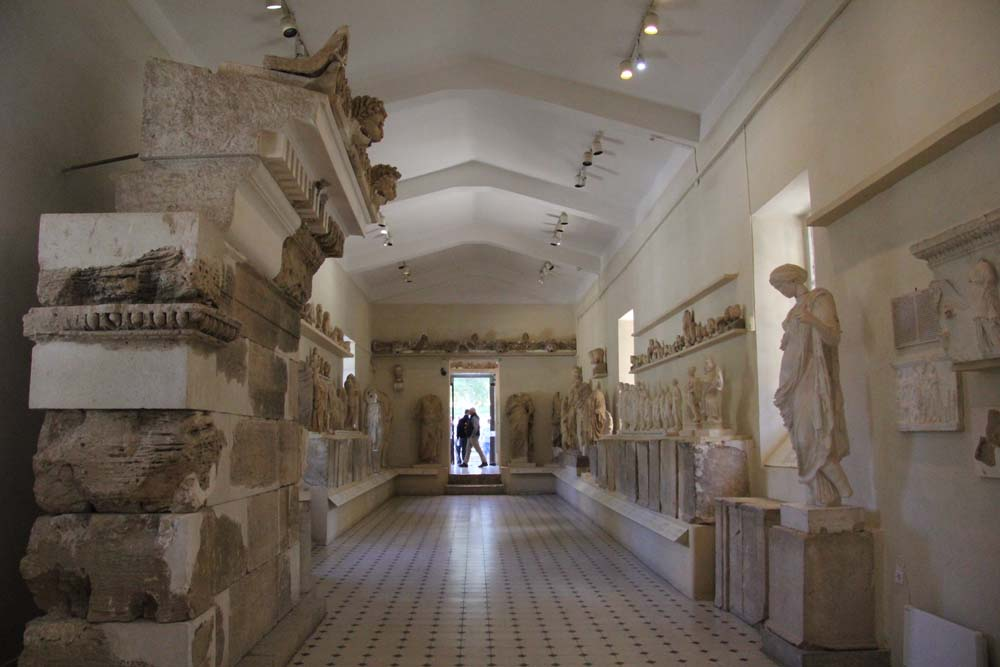 Археологический музей Эпидавра