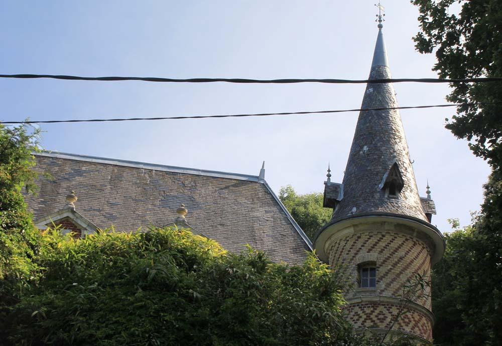 Замок Le Château Les Aygues