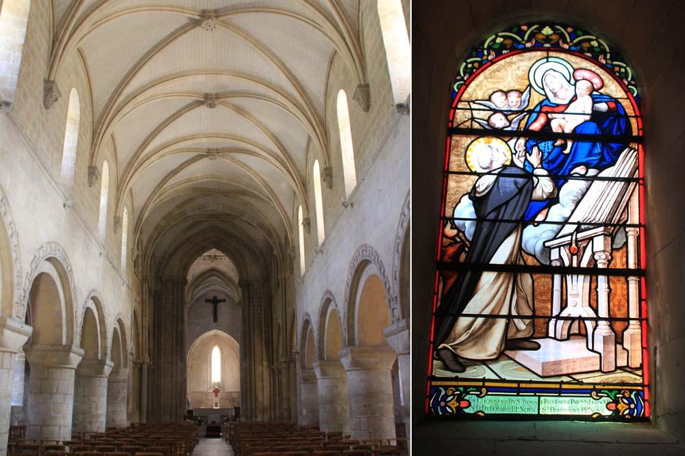Церковь Notre-Dame d'Étretat