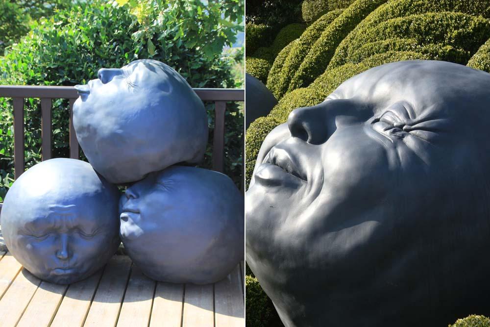 Сады Этрета