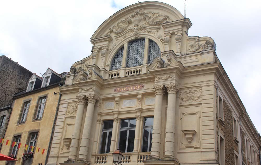 Театр Виктора Гюго