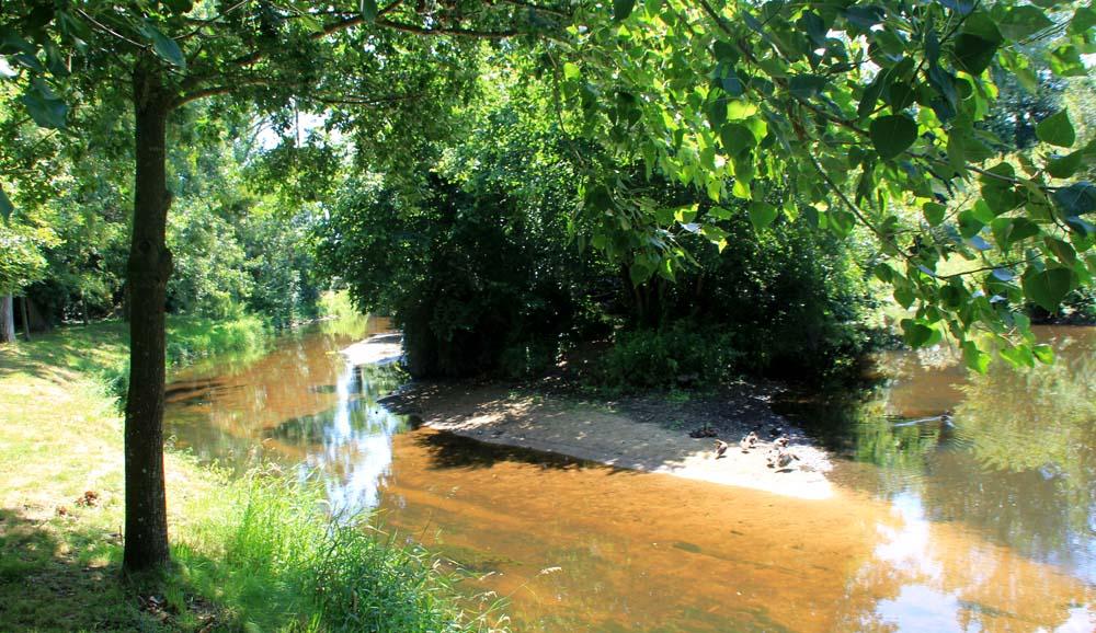 река Триё