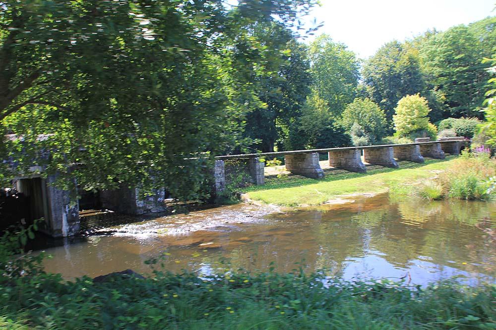 плотина на реке Триё
