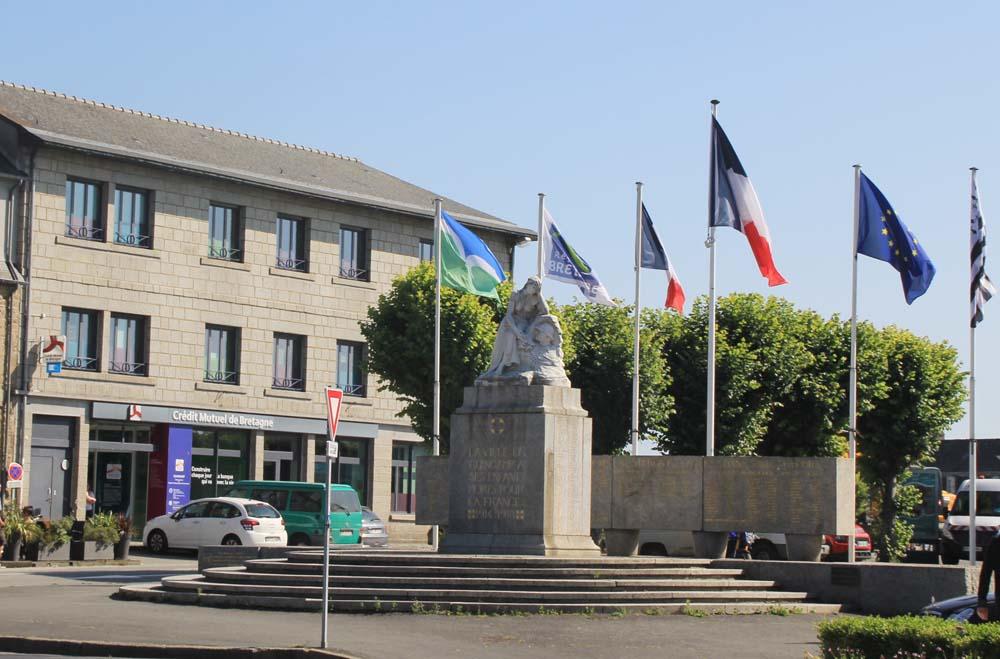 Памятник 14-18