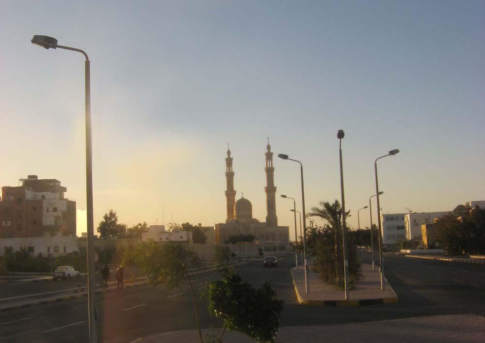Мечеть Абдулхасан Эльшази