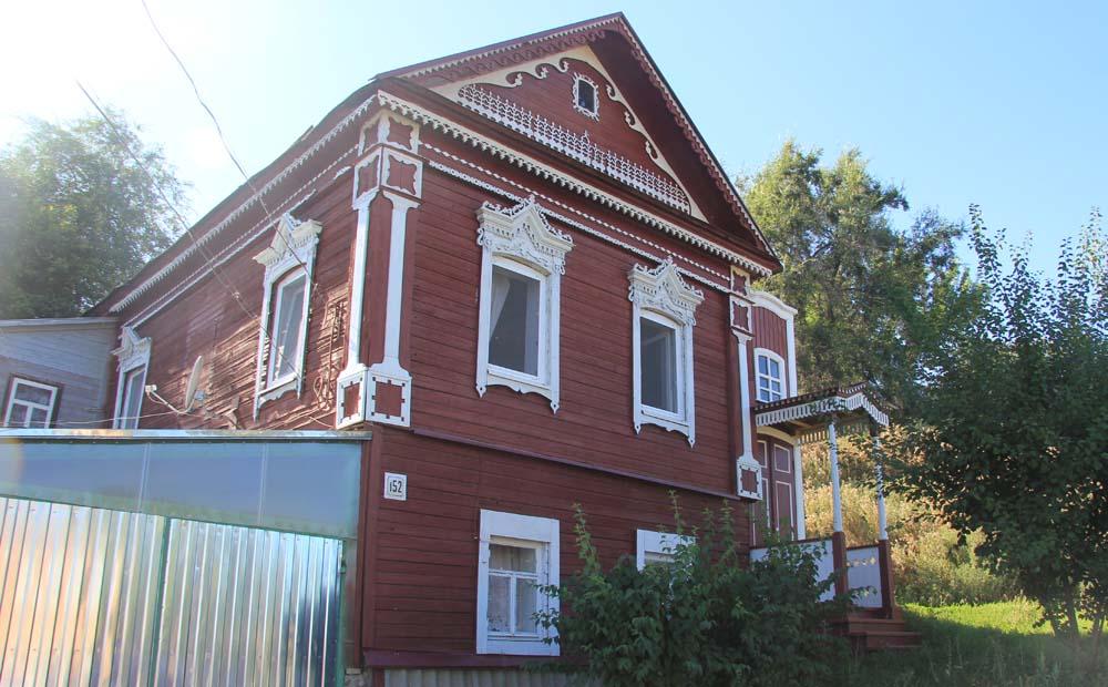Гранатовый дом
