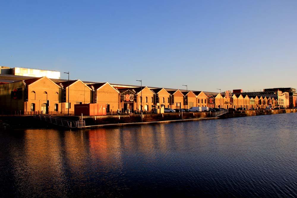 Docks Vauban. Доки в Гавре — не просто торговый центр